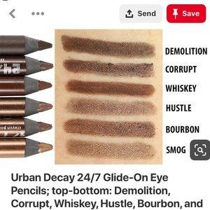 Urban Decay Makeup - Urban decay 23/7 demolition eye liner